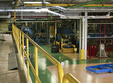 Manufacturing Facility, Dexter MI