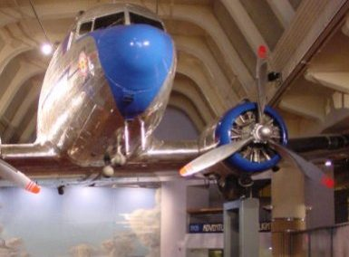 Henry Ford Museum – Heroes of Flight Exhibit