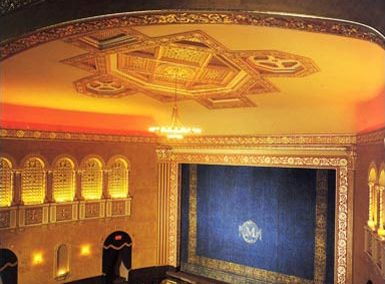 Michigan Theater Restoration