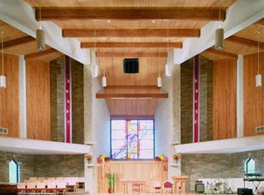Shalom Lutheran Church – Sanctuary Addition