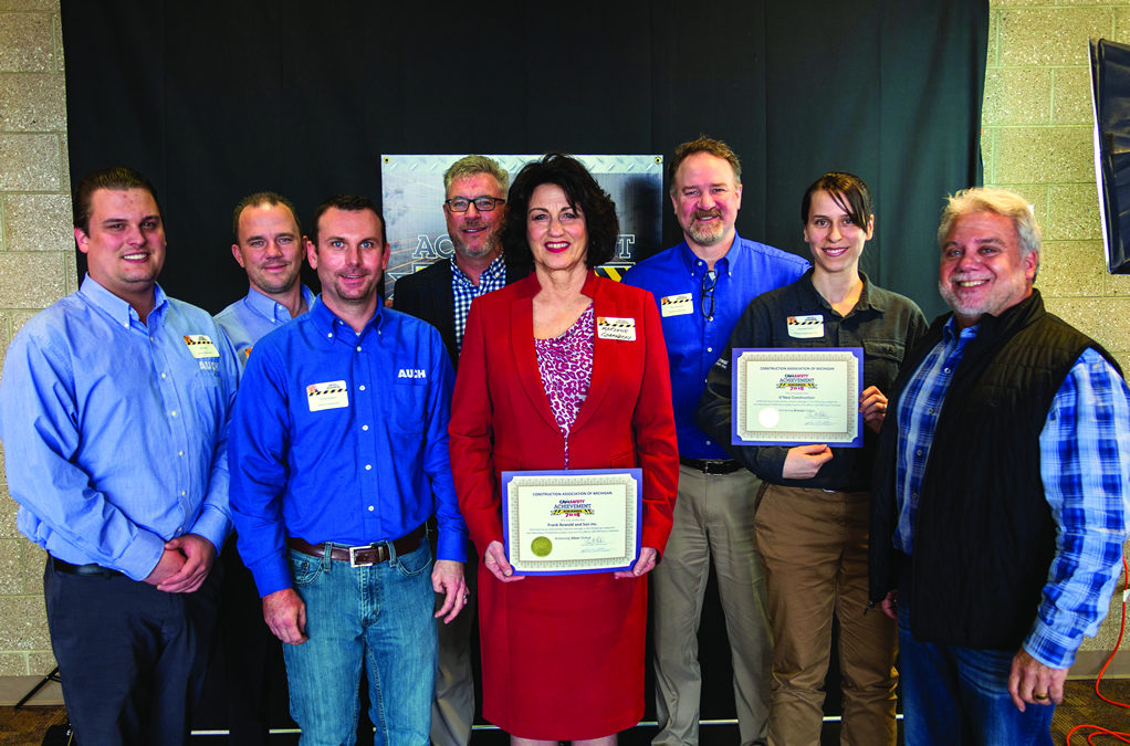 O'Neal Wins CAM Safety Achievement Award